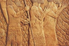 assyrian captives