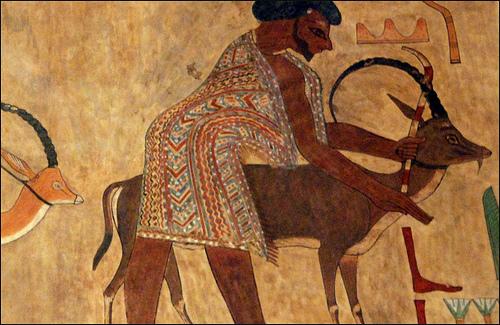 Pharez Black Hebrew