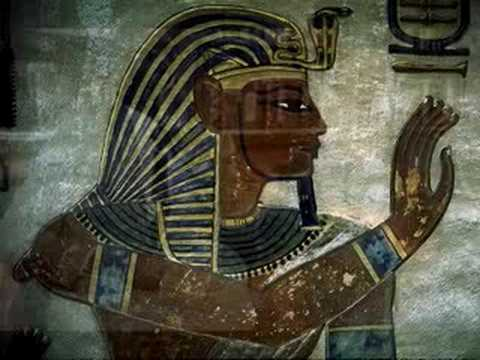 Black Egyptian Depicted By Egyptians Themselves