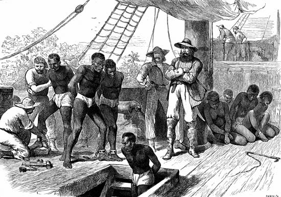 Hebrew Slaves In America: Biblical Evidence In The Old Testament (updated 2017)