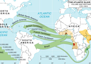 Late 1400s: Hebrews Confirmed As Black and on The West Coast of Africa