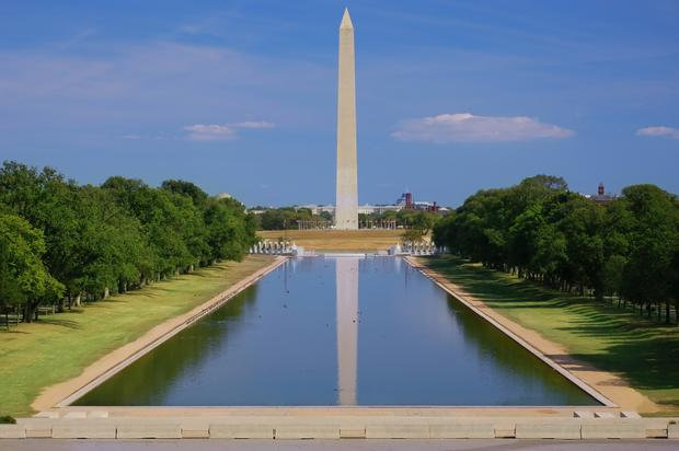 The Washington Monument - Egyptian Obelisk