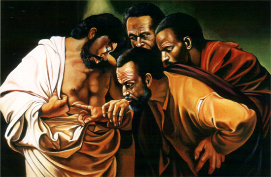 From Niger to Nigger: Simeon and The Other Black Apostles