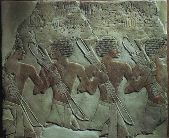 Ishmael Abraham S Half Egyptian Son With Hagar Black