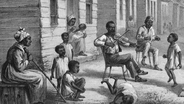 Kumbaya (Kum-Ba-Yah): Did Black Slaves Sing Songs In Hebrew?
