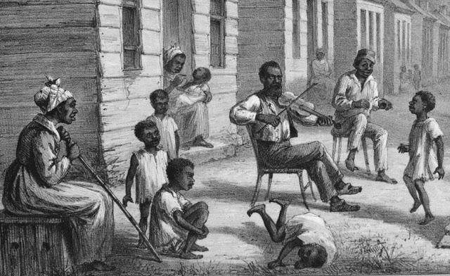 Kumbaya (Kum-Ba-Yah): Did Black Slaves Sing Songs In Hebrew?