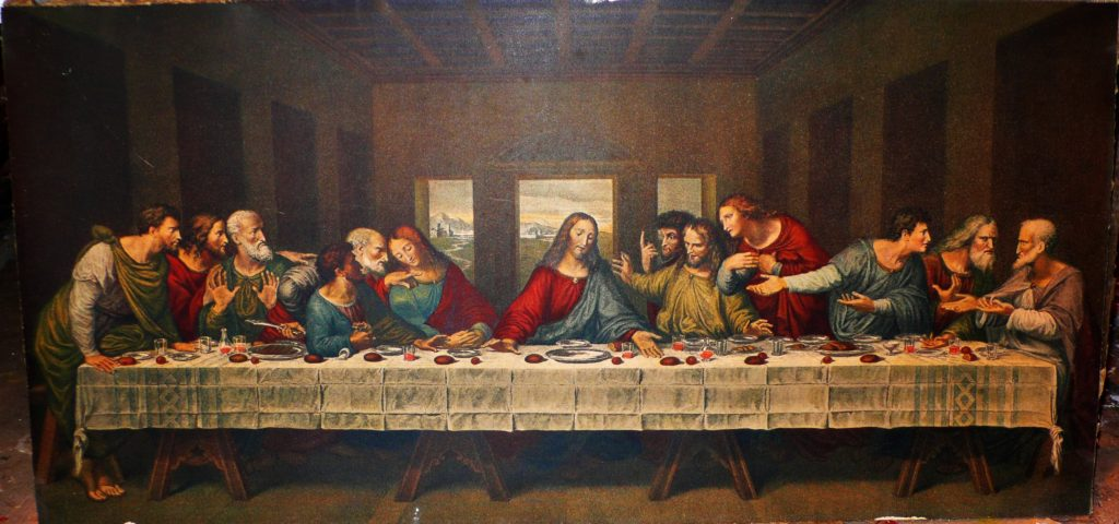 Leonardo DaVinci - The Last Supper