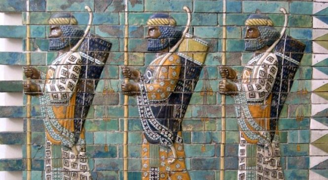 Elamites: The Black Descendants of Shem