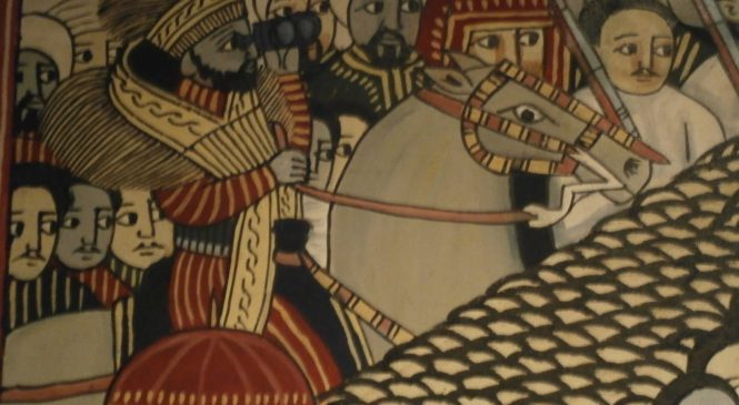 King Menelik I, The Solomonic Dynasty, and The Ark of The Covenant