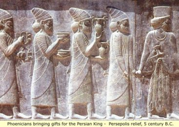 Evidence of Black Canaanites