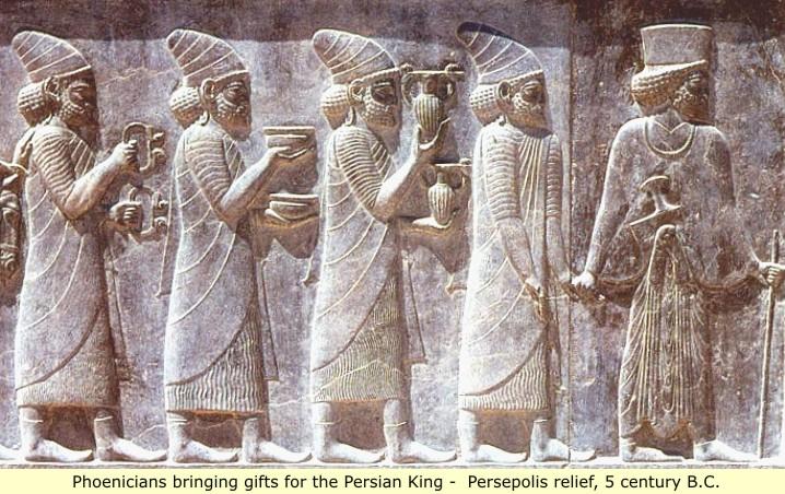 Phoenicians - Canaanites