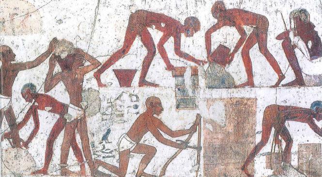 Why Did Egypt Enslave Israel?