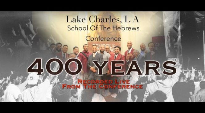 400 Years (Time Is Almost Up) – Pastor Omar – School of Hebrews Conference