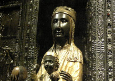The Black Virgin of Montserrat