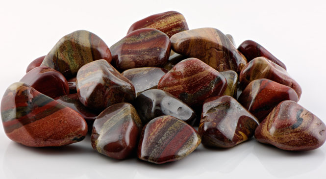 Jasper and Sardine Stones: Case Closed on The Color of The Creator