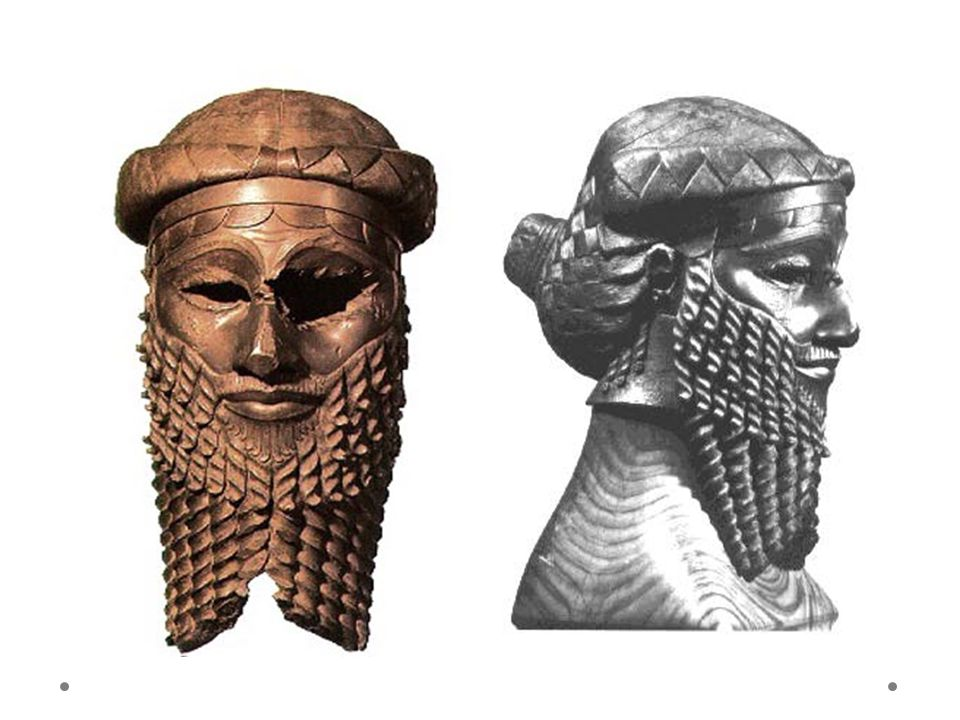 Bronze Head of An Akkadian King – More Proof of An Ancient Black Middle East