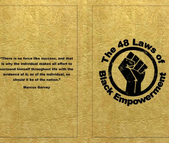 Behind The Book: The 48 Laws of Black Empowerment