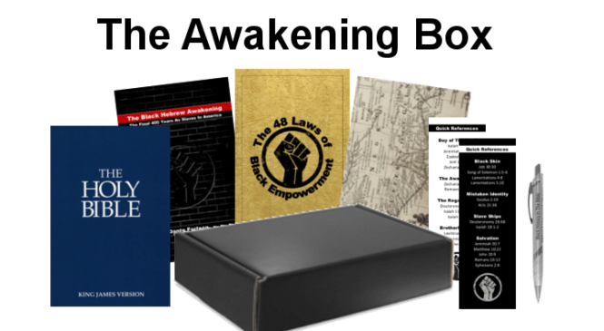 The Awakening Box: Limited Edition – Only 25 Available