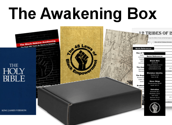 Only 3 Awakening Boxes Left – They Ship Out Today