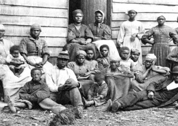 1900s: Black Slaves Confirmed As Israelites