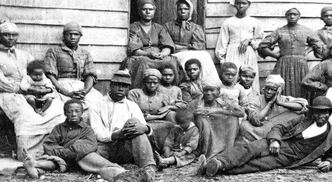 1900s: Black Slaves Confirmed As Israelites
