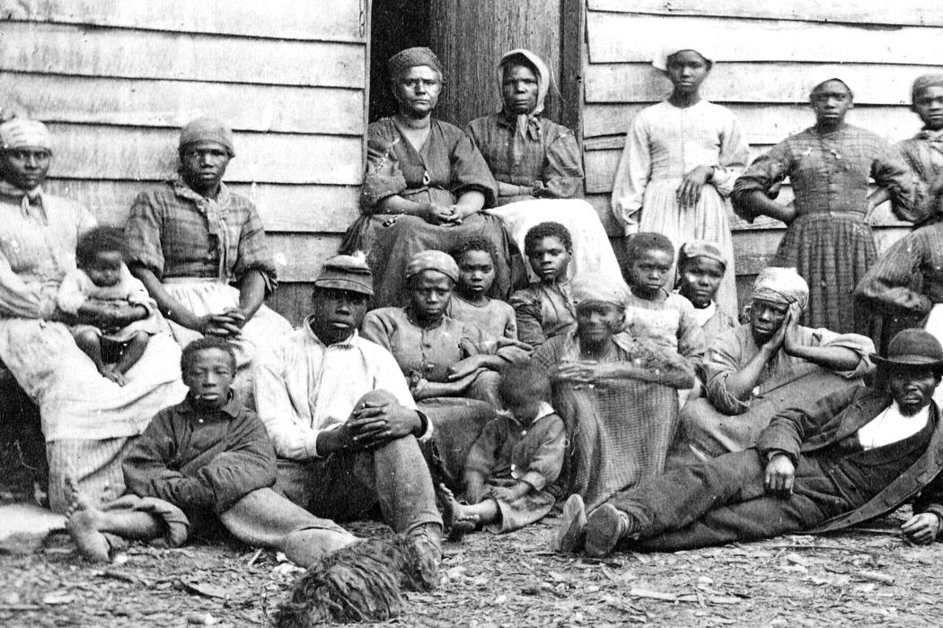 1800s: Black Slaves Confirmed As Israelites