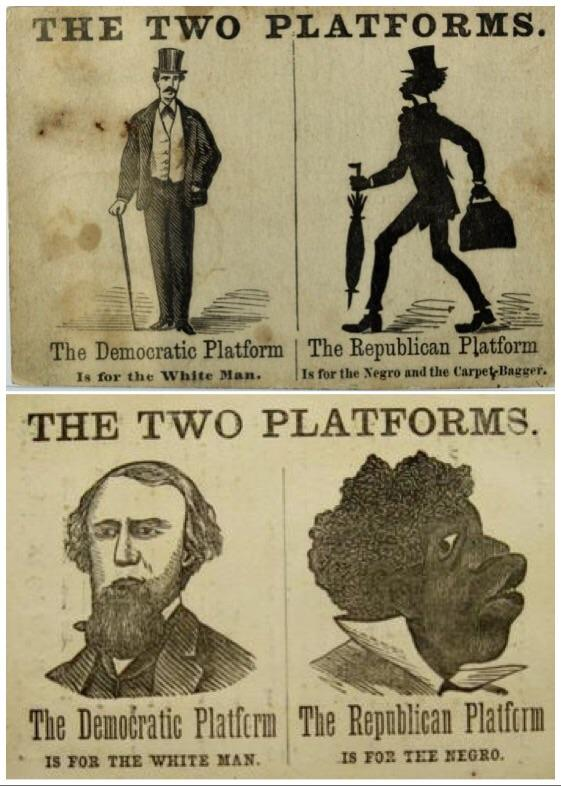 The Making of A House Negro: Democrats and The Fall of Black ...