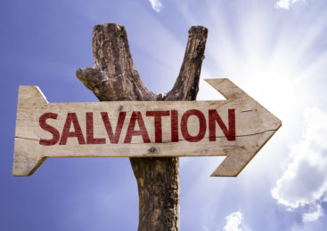 Mini Study Monday: Salvation