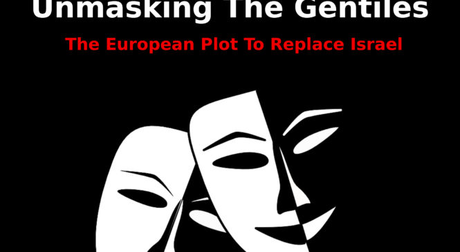 Audio Book: Unmasking The Gentiles