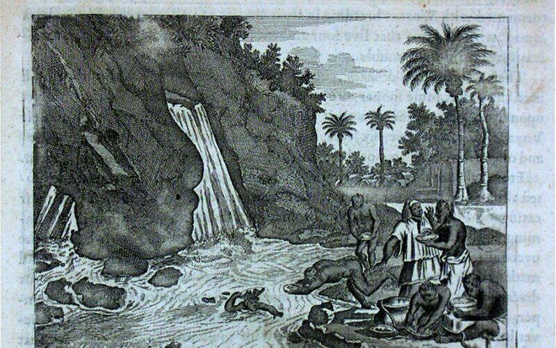 Jews Inhabited Both Sides of The Niger River
